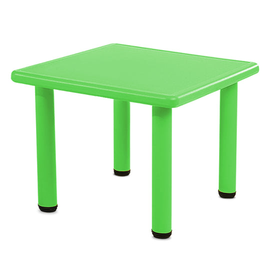 Keezi Kids Table Study Desk Children Furniture Plastic Green - HomeOutdoorsDirect