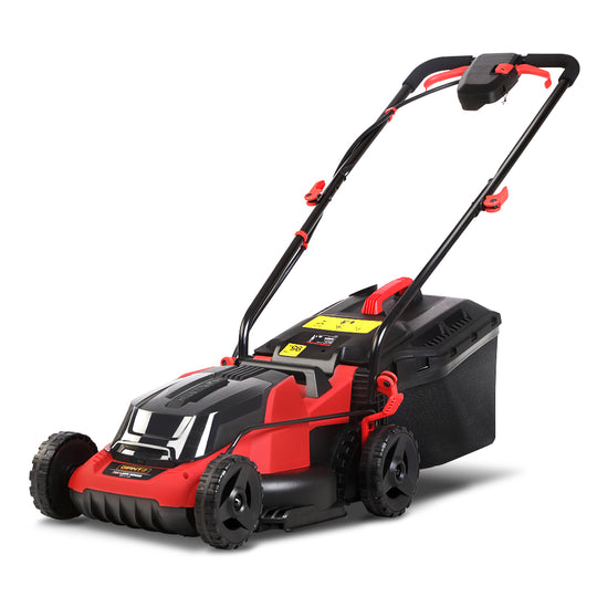 Garden Lawn Mower Cordless Lawnmower Electric Lithium Battery 36V - HomeOutdoorsDirect