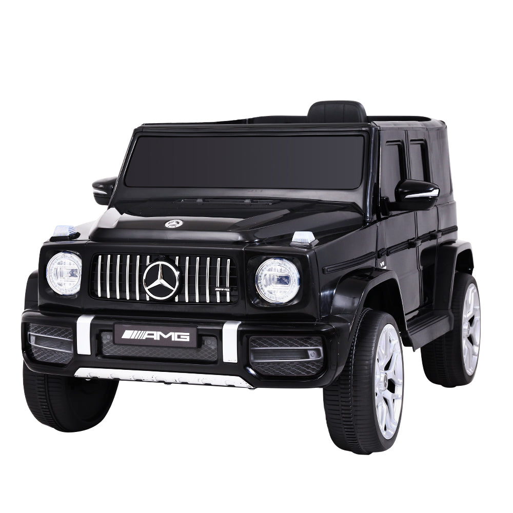 Mercedes-Benz Kids Ride On Car Electric AMG G63 Licensed Remote Toys Cars 12V - HomeOutdoorsDirect