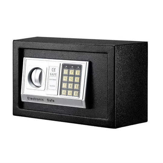 UL-TECH Electronic Safe Digital Security Box 8.5L - HomeOutdoorsDirect