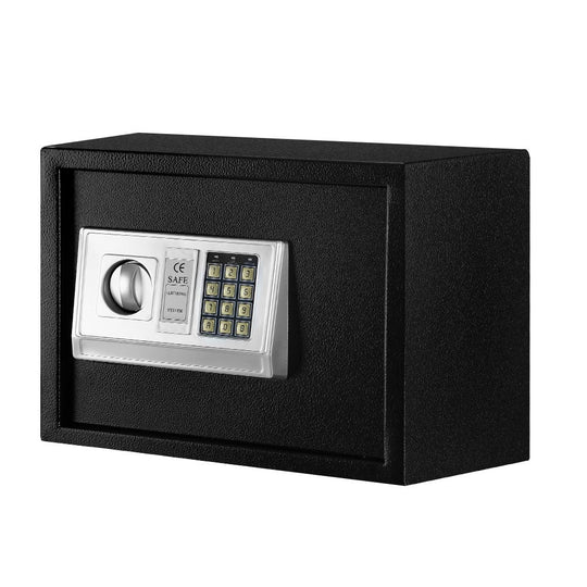 UL-TECH Electronic Safe Digital Security Box 16L - HomeOutdoorsDirect