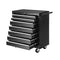 Giantz Tool Chest and Trolley Box Cabinet 7 Drawers Cart Garage Storage Black - HomeOutdoorsDirect