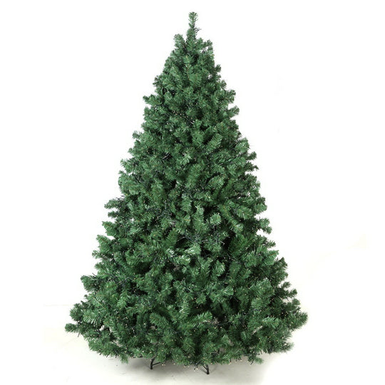 Jingle Jollys 7FT Christmas Tree with LED Lights - Warm White - HomeOutdoorsDirect