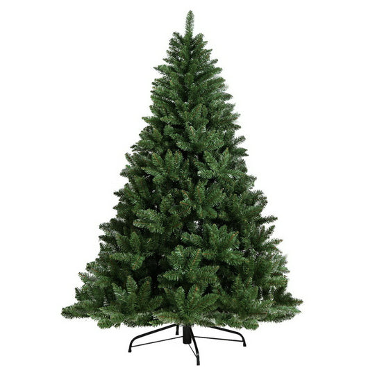 Jingle Jollys 7FT Christmas Tree - Green - HomeOutdoorsDirect