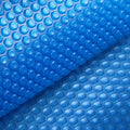 Solar Swimming Pool Cover Bubble Blanket 10m X 4m - HomeOutdoorsDirect
