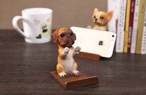 Puppy Cellphone & Tablet Holder