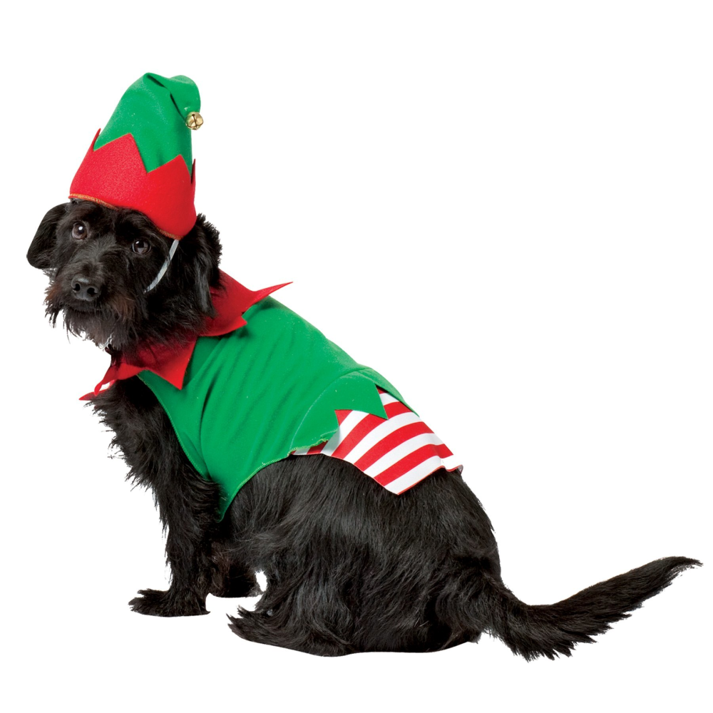 Pet Costume Elf Small