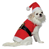 Pet Costume Santa Small