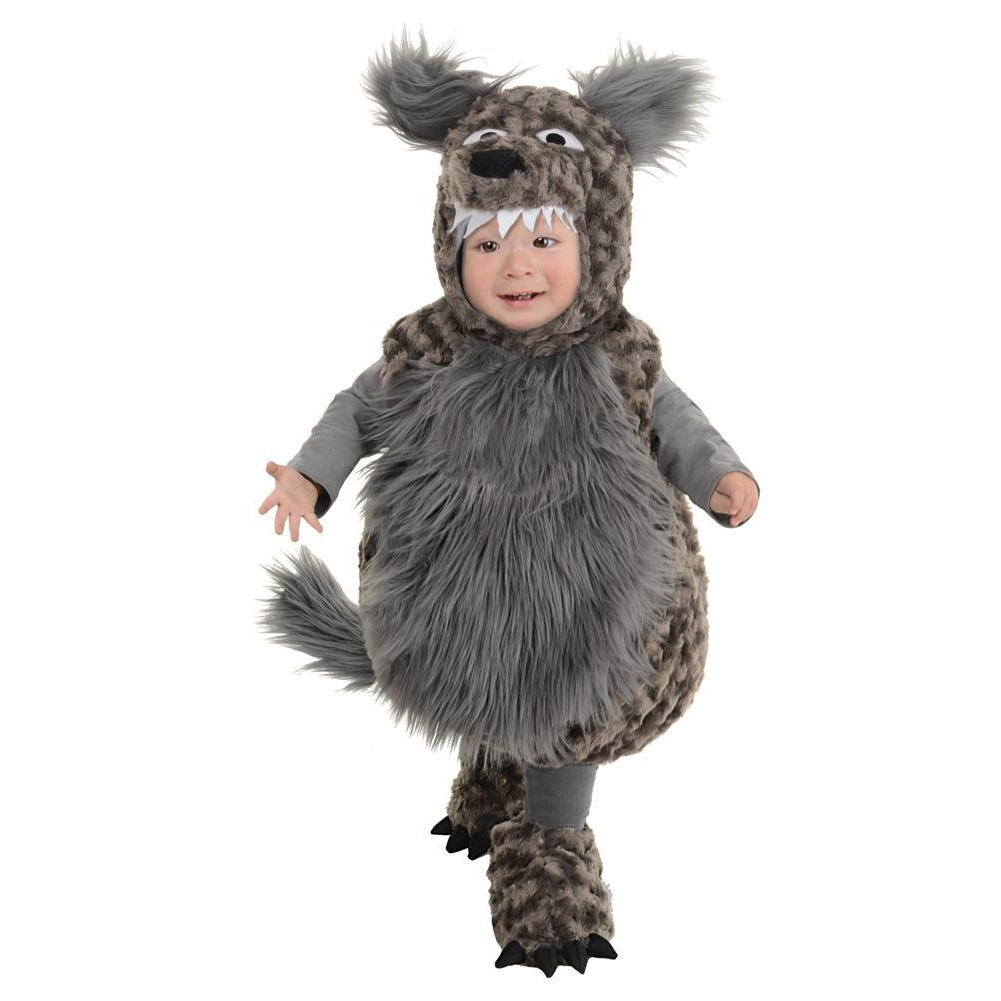 Wolf Toddler Costume 18-24 Months