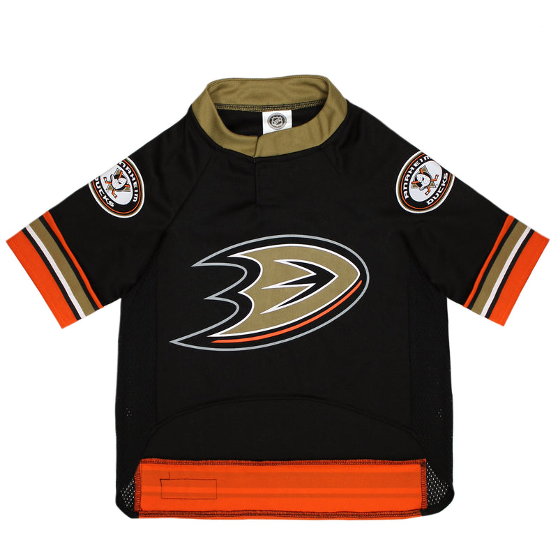 Official Licensed Pet Sports Jersey Apparel - Anaheim Ducks Hockey NHL Dog Jersey