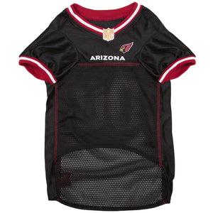 Official Licensed Pet Sports Jersey Apparel - Arizona Cardinals Football NFL Dog Jersey