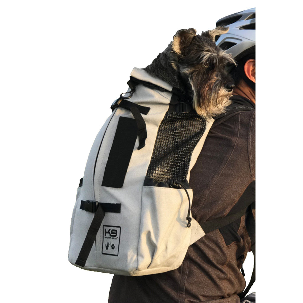 K9 Sport Sack Designer Air Tough Outdoor Active Travel Forward Facing Pet Dog Backpack Carrier for Bike Rides