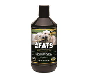 BiologicVet BioFATS Omega 3-6-9 Fatty Acids Health Supplement for Cats & Dogs