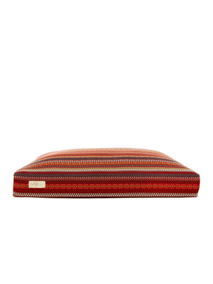 B&G Martin Paul Smith Point with Maharam Textile Superior Luxe Pet Dog Bed