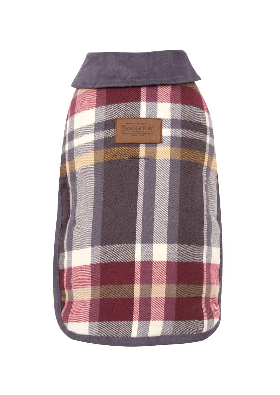 Pendleton Breslin Plaid Reversible Dog Coat