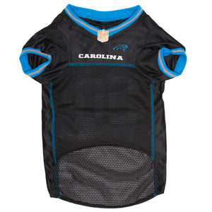Official Licensed Pet Sports Jersey Apparel - Carolina Panthers Football NFL Dog Jersey