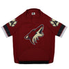 Official Licensed Pet Sports Jersey Apparel - Arizona Coyotes Hockey NHL Dog Jersey