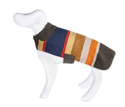 Pendleton Badlands Reversible Dog Coat