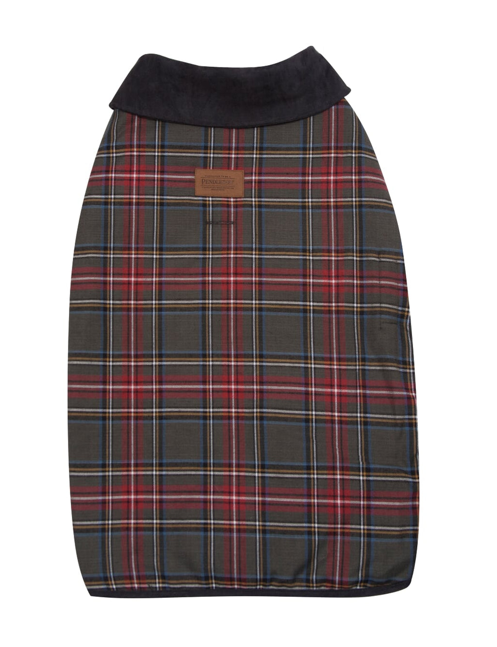 Pendleton Stewart Plaid Reversible Dog Coat