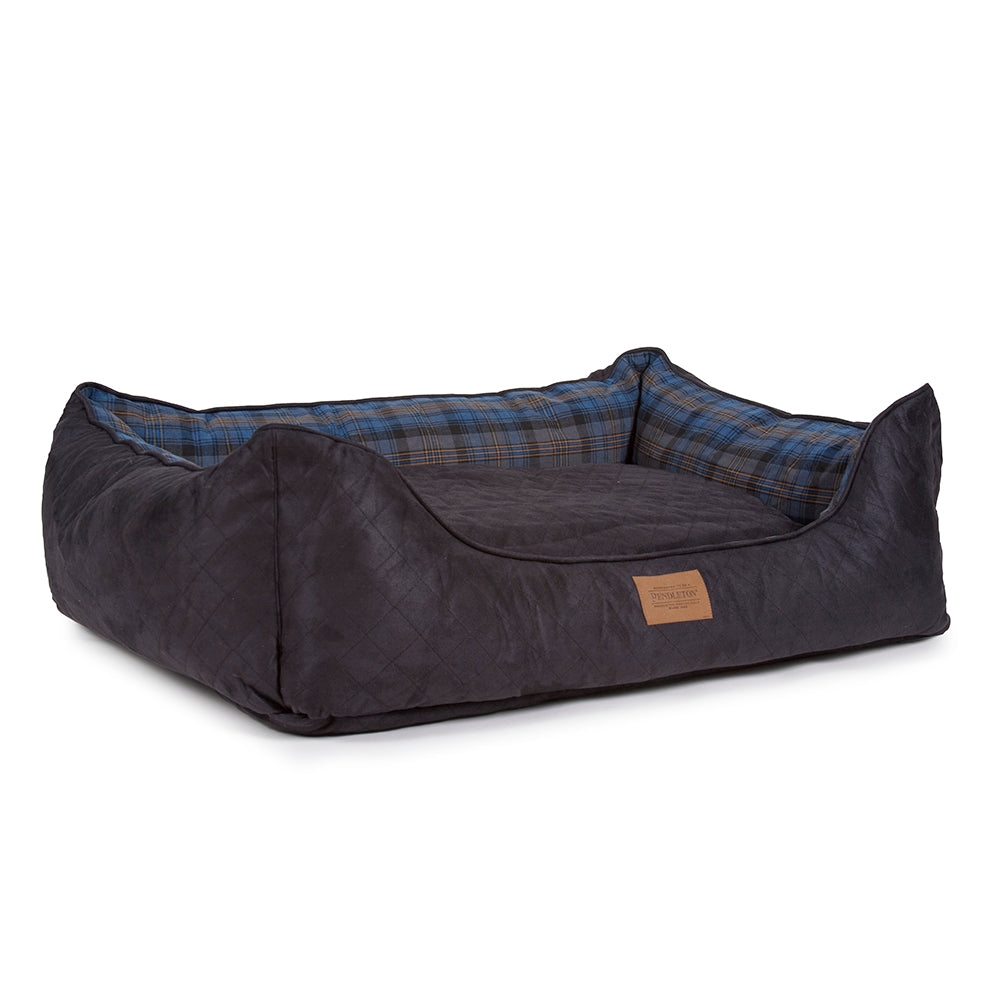 Pendleton Kuddler Crescent Lake Plaid Pet Bed