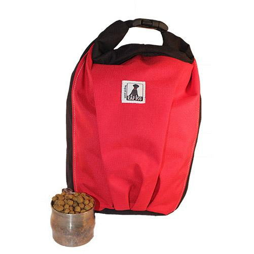 Dog Food Travel Bag for Active Pets