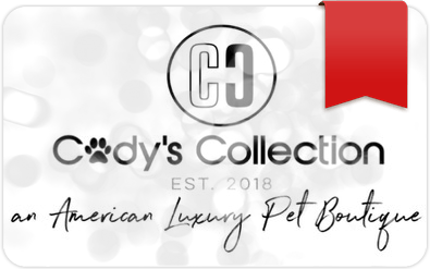 $15 E-Gift Card to Cody's Collection Luxury Pet Boutique