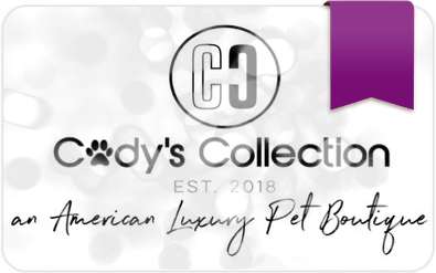 $75 E-Gift Card to Cody's Collection Luxury Pet Boutique