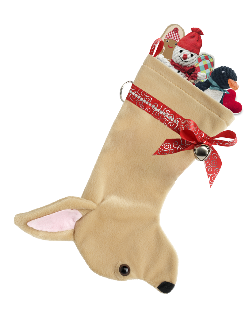 Chihuahua Handmade Designer Holiday Christmas Dog Stocking