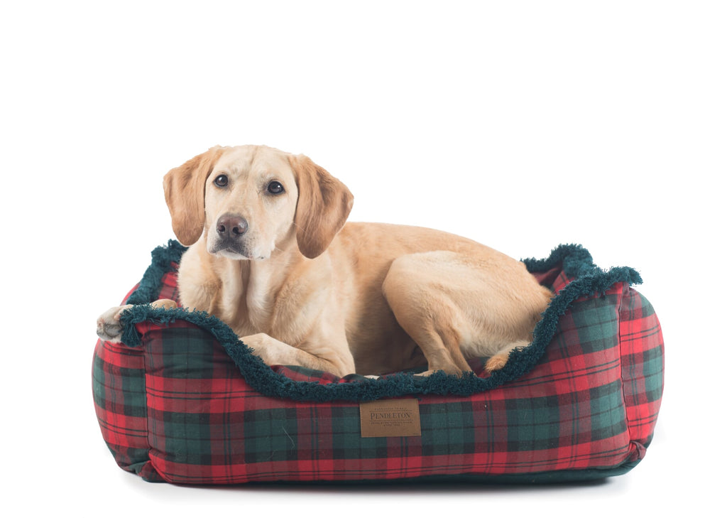 Pendleton Kuddler Holiday McCormick Plaid Pet Bed