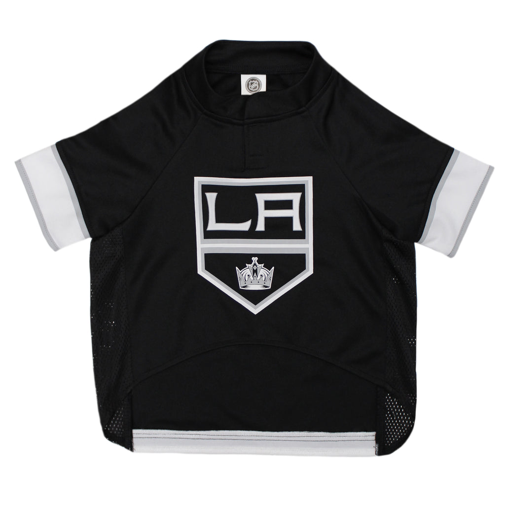 Official Licensed Pet Sports Jersey Apparel - LA Kings Hockey NHL Dog Jersey