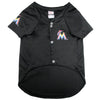 Official Licensed Pet Sports Jersey Apparel - Miami Marlins Baseball MLB Dog Jersey