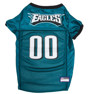Official Licensed Pet Sports Jersey Apparel - Philadelphia Eagles Football NFL Dog Jersey