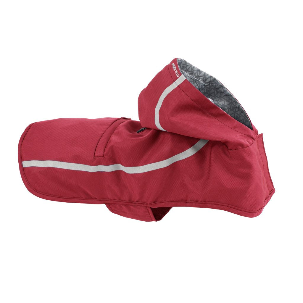 Packable Dog Rain Jacket