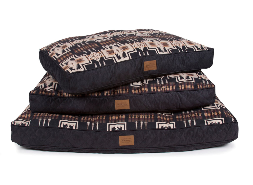 Pendleton Designer Harding Native American Inspired Water-Resistant Napper Pet Dog Bed