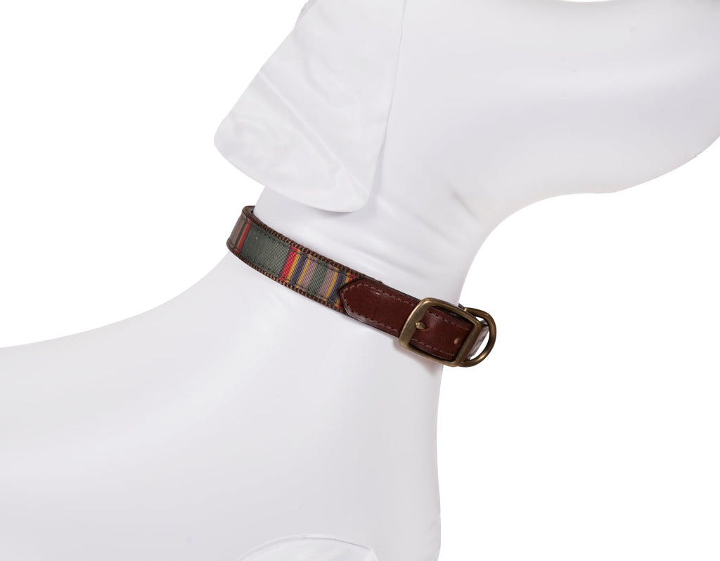 Yakima Luxury Collar & Leash Set