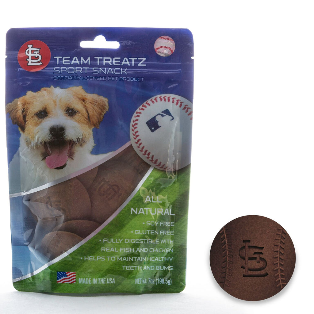 St. Louis Cardinals All Natural Soy & Gluten Free Dog Treats