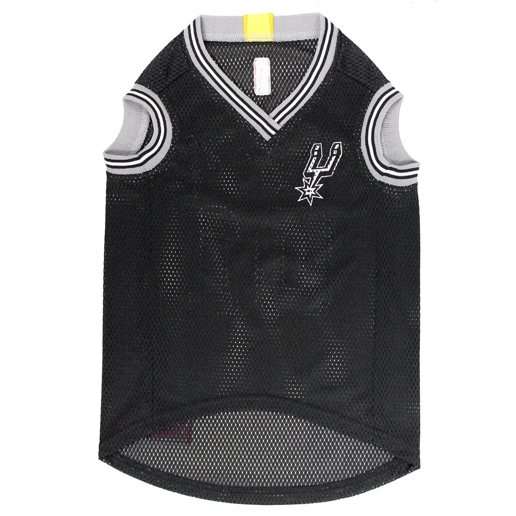 Official Licensed Pet Sports Jersey Apparel - San Antonio Spurs Basketball NBA Dog Jersey