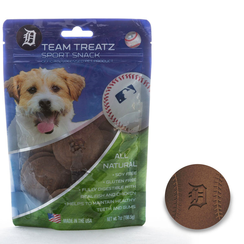 Detroit Tigers All Natural Soy & Gluten Free Dog Treats