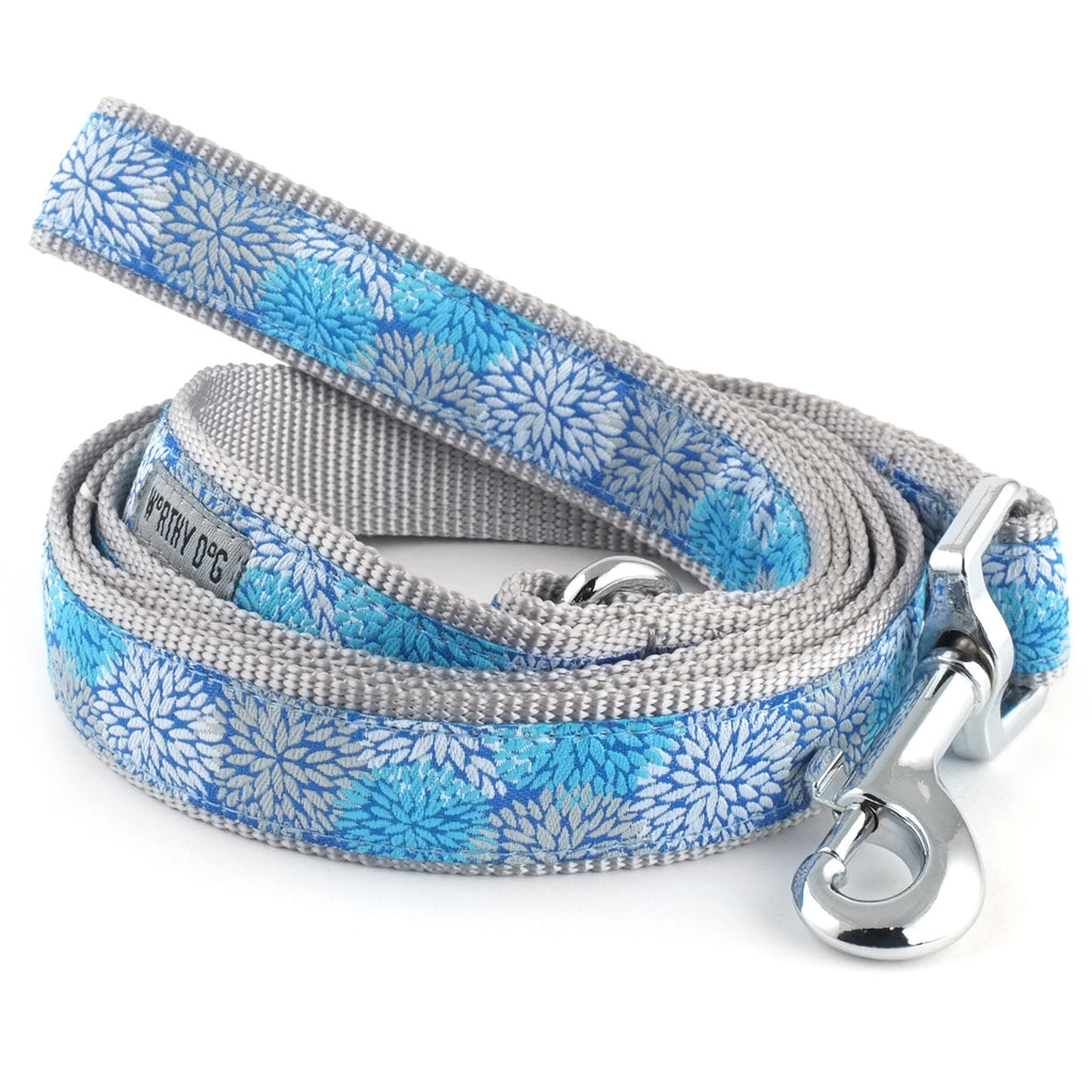 Mums The Word Woven Ribbon Nylon Pet Cat & Dog Leash