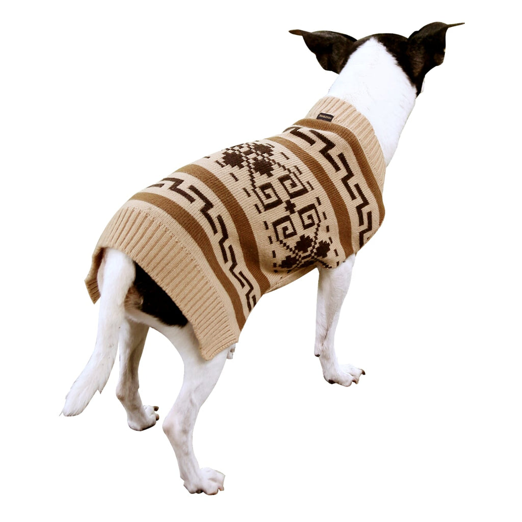 Pendleton Designer 100% Ultra-Soft Acrylic Timeless Westerly Style Luxurious Pet Dog Sweater