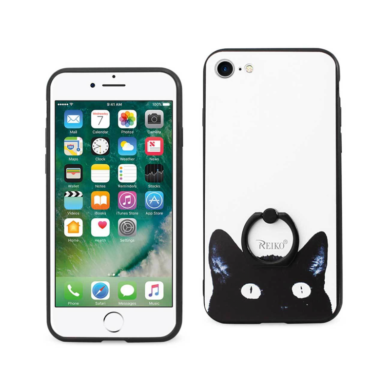 Reiko iPhone 8/ 7 Cat Cellphone Case