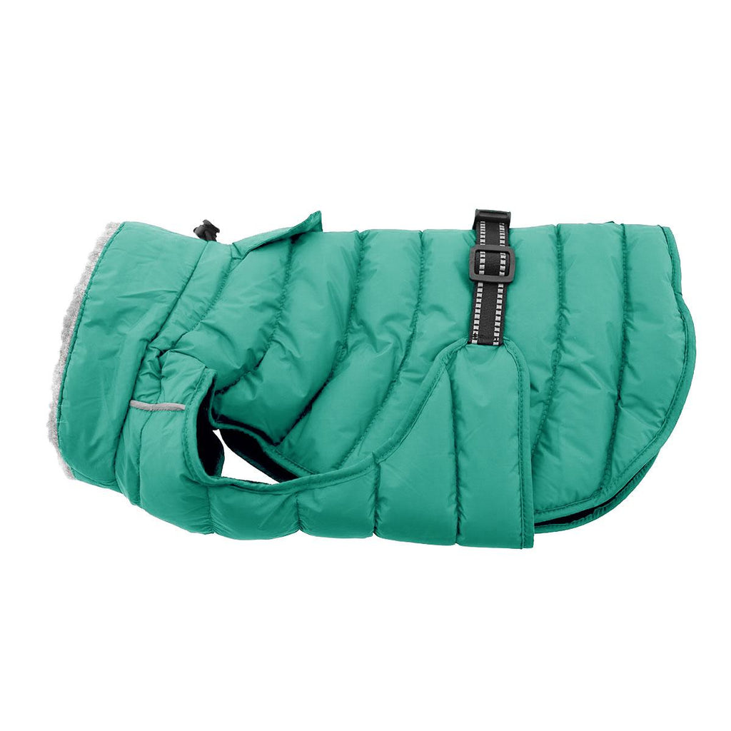 Alpine Extreme Weather Waterproof Fiber-Insulated Warm Puffer Winter Dog Coat Jacket- Arcadia