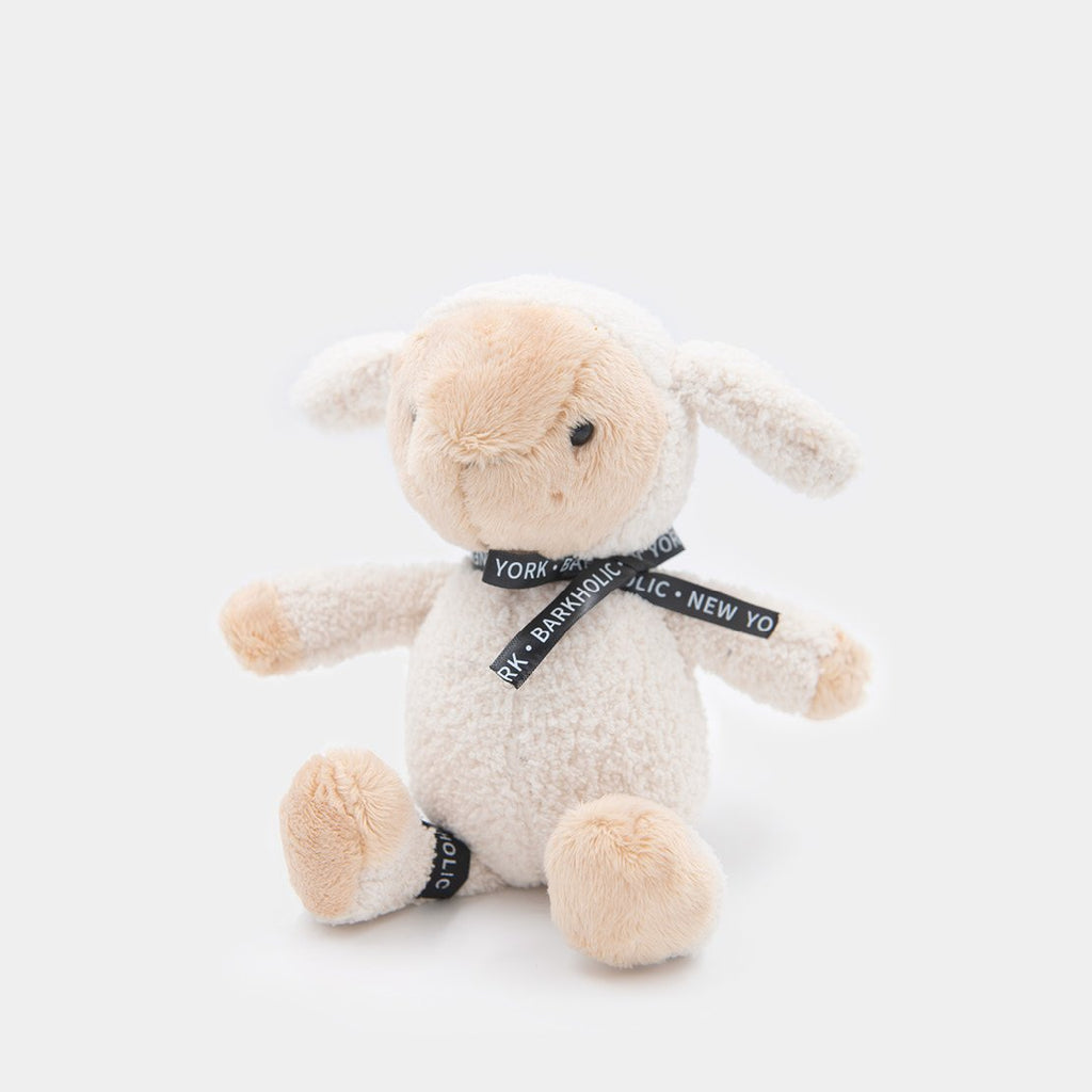 Bernie Sheep Plush Dog Toy
