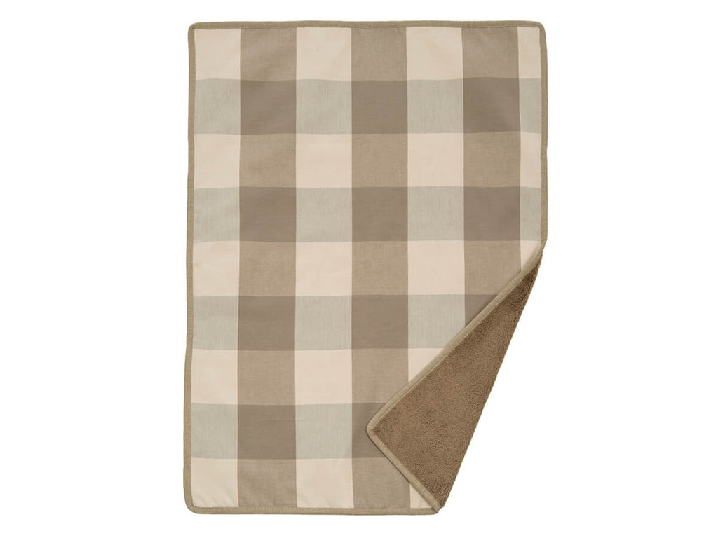 Buffalo Check Puddy Designer Pet Blanket