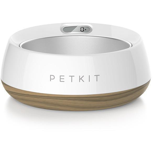 PetKit ® Smart Digital Anti-Bacterial Food Weight Scale Pet Bowl