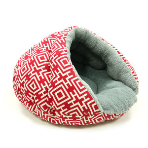 Luxury Security Cave Modern Cat / Dog Pet Bed