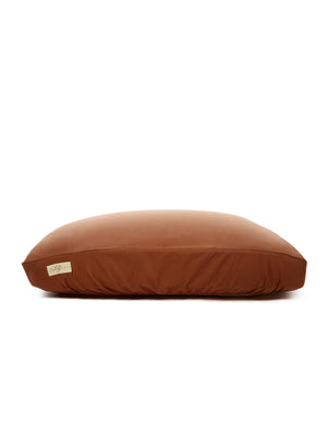 Chocolate Brown Deluxe Fitted Linen Cover for B&G Martin Pet Beds