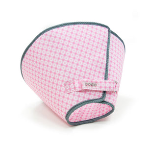Soft Recovery E-Collar Dots