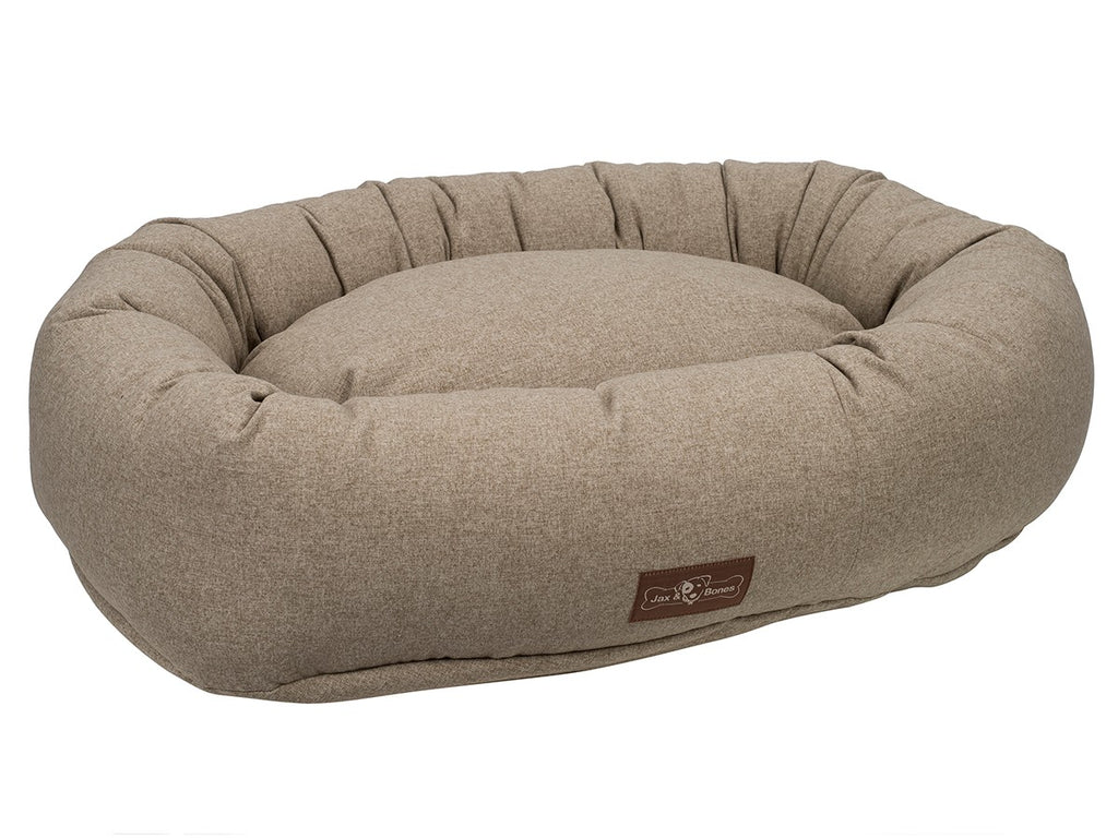 Sesame Designer Hypo-Allergenic Eco-Friendly Donut Dog Bed