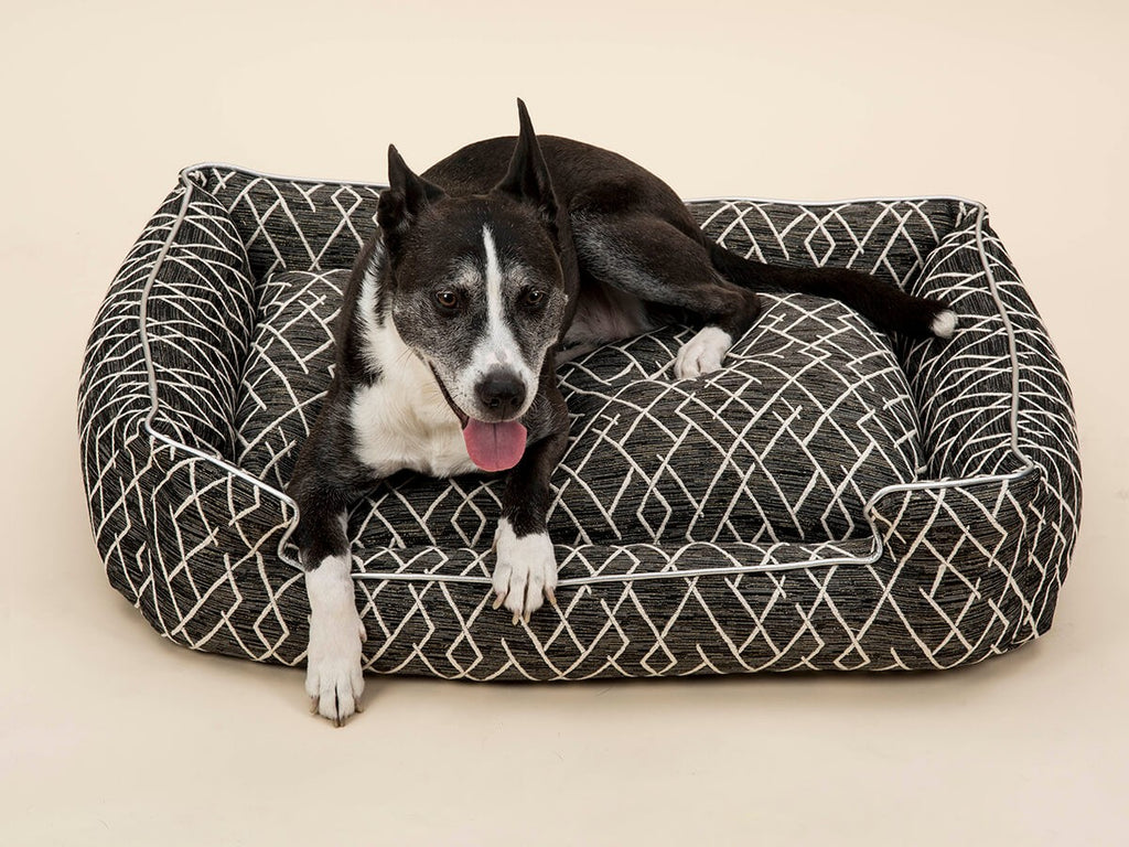 Ritz Tux Lounge Luxury Hypo-Allergenic Dog Bed